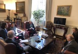 Reunión Presidente Senado 2